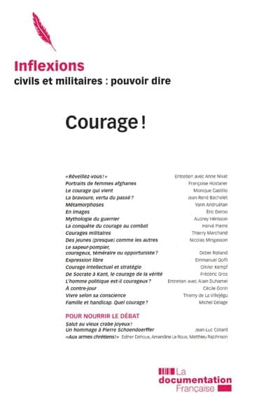 Le courage qui vient