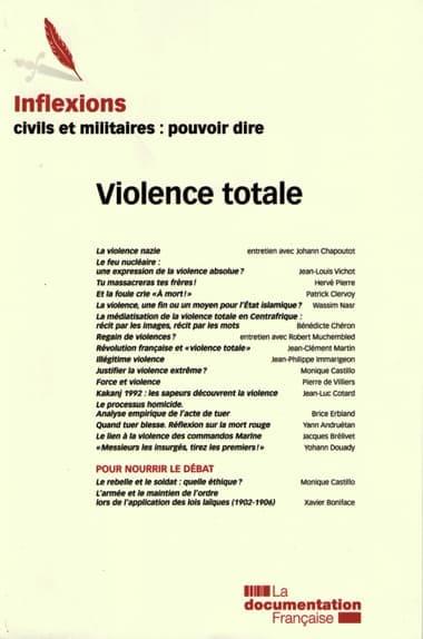 Justifier la violence extrême?