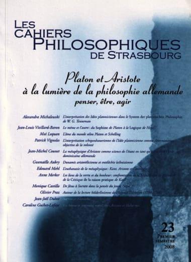 De Jésus à Socrate dans la pensée du jeune Hegel