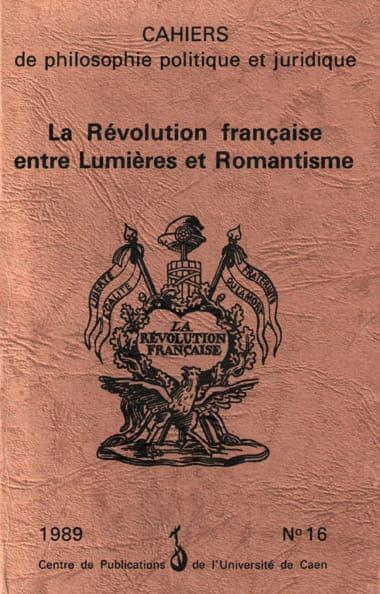 Chateaubriand et la liberté des modernes