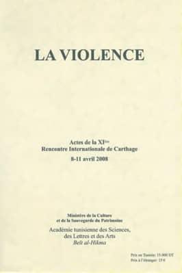 La peur de la violence comme unique politique future ?